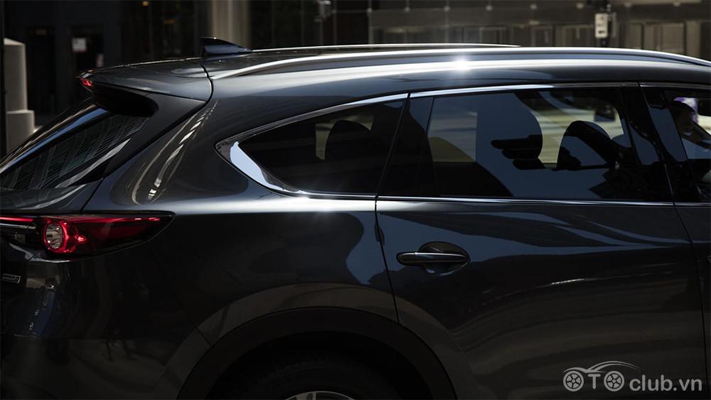 Mazda CX-8 2021 ngoại thất