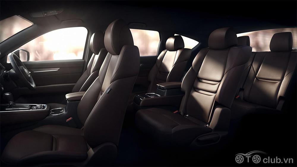 Mazda CX-8 2021 nội thất