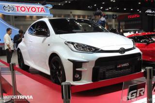 Toyota GR Yaris 2021 tại lễ ra mắt