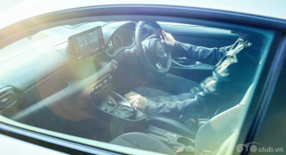 Ngoại thất Toyota GR Yaris 2021