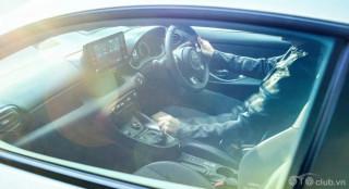 Nội thất Toyota GR Yaris 2021
