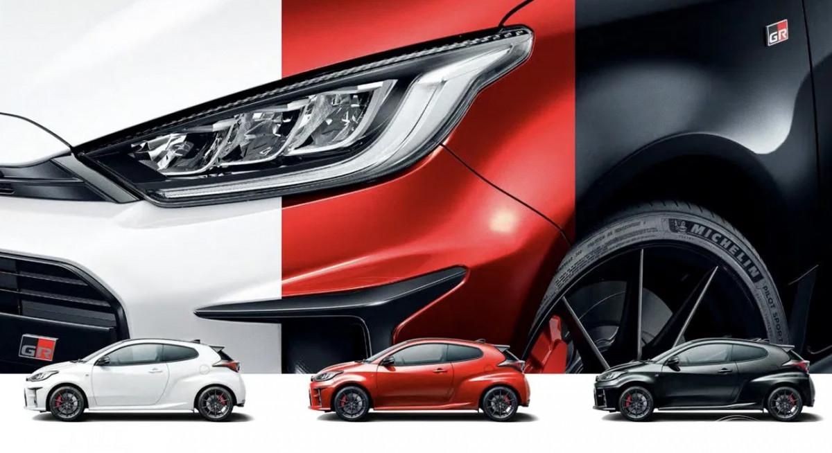 Toyota GR Yaris 2021 Chính thức trình làng