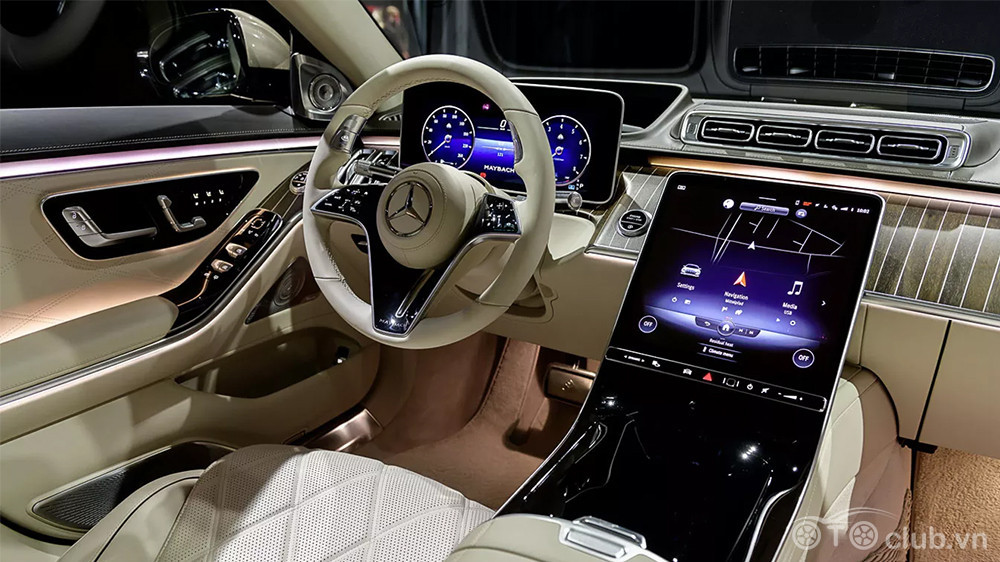 Mercedes Maybach S-Class 2021
