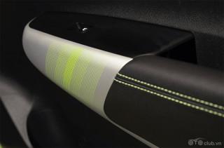 Nội thất Kia Morning 2020 GT-Line & X-Line