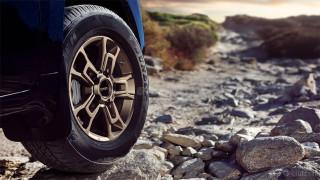 Ngoại thất Toyota Land Cruiser 2021
