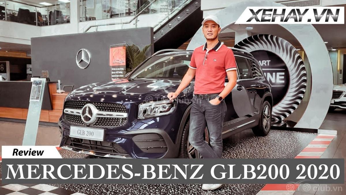 Mercedes-Benz GLB200 giá 2 Tỷ chính thức có mặt tại Việt Nam