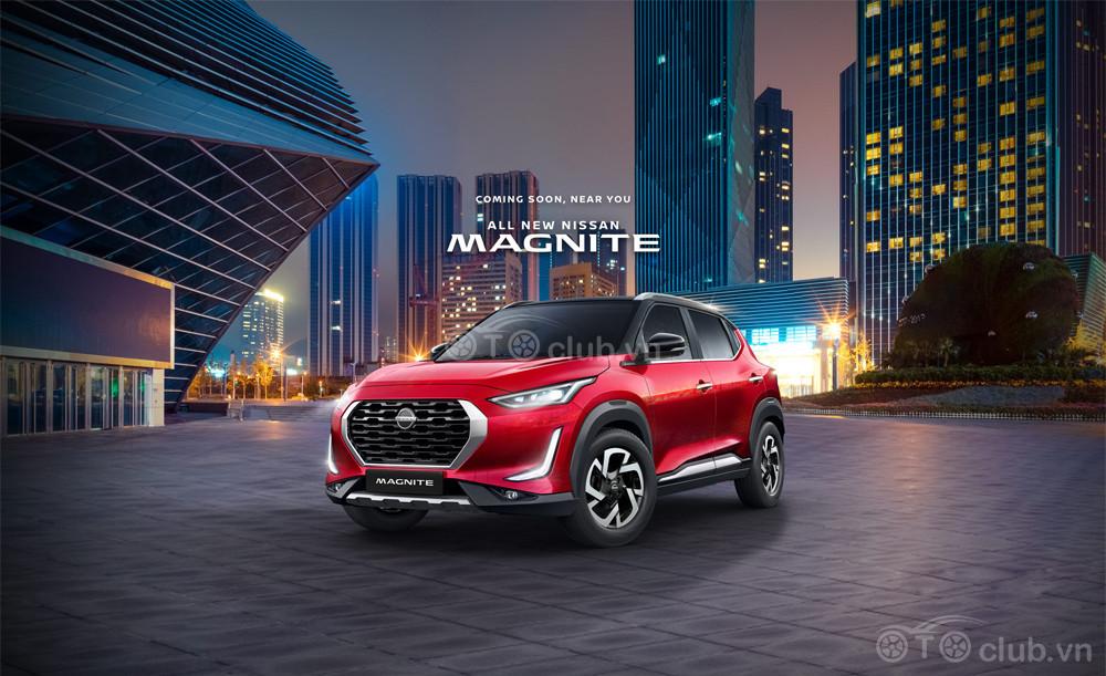 Nissan Magnite 2021 ra mắt giá thấp hơn Kia Seltos