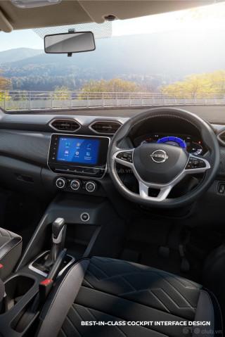 Nội thất Nissan Magnite 2021