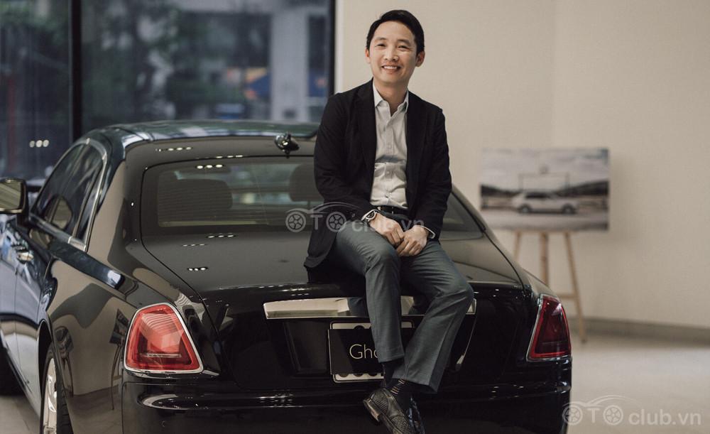 Đại Lý Rolls-Royce chính thức ngừng hoạt động tại Việt Nam