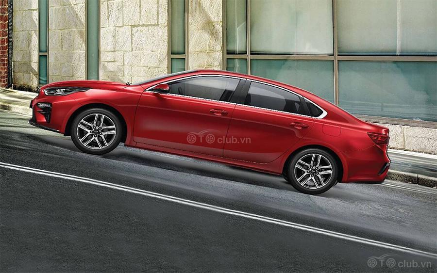 Vận hành Kia Cerato 2020