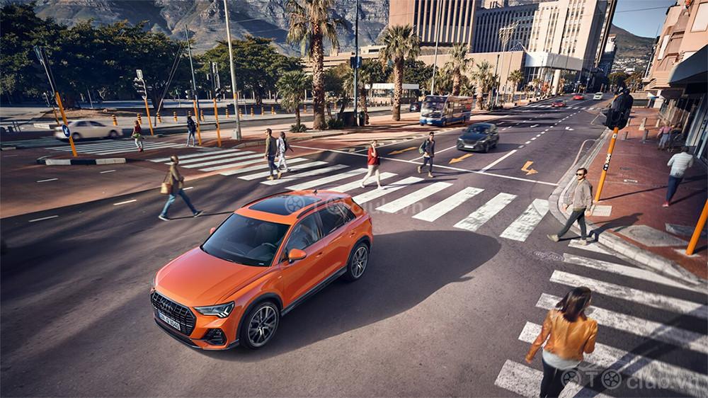 Audi Q3 Sportback phiên bản thể thao chuẩn bị cập bến Việt Nam