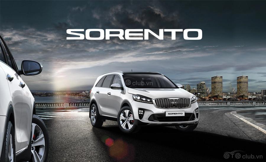 Kia Sorento 2021 bổ sung phiên bản PHEV