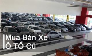 Kinh nghiệm mua lại ô tô đã qua sử dụng