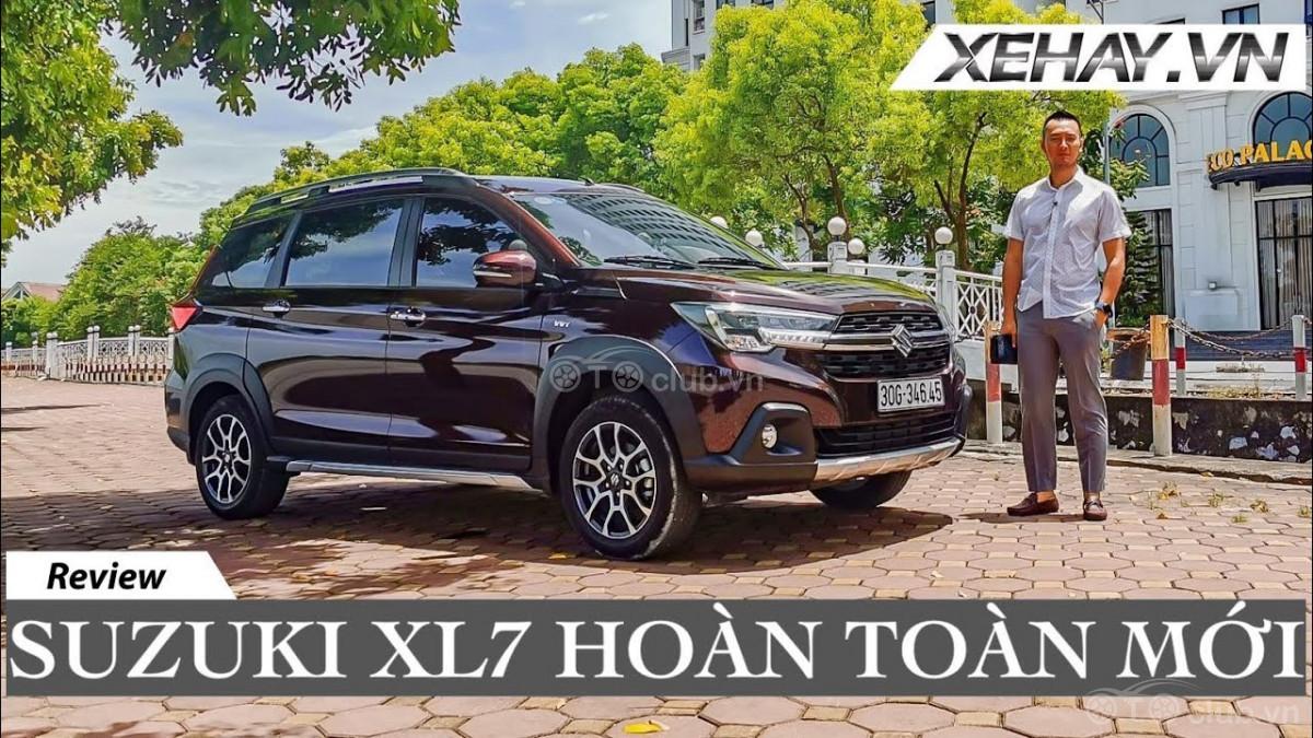 Suzuki XL7 có nên mua? Chi tiết ưu nhược điểm