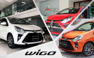 Toyota Wigo 2020 - Giảm thêm 21 triệu đồng