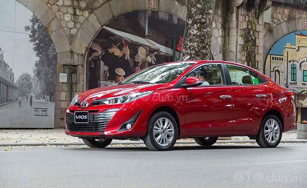 Top 10 ô tô bán chạy nhất Việt Nam 6 tháng đầu năm 2020