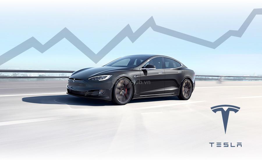 Tesla chính thức trở thành nhà sản xuất xe ô tô giá trị cao nhất thế giới