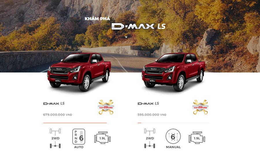 Isuzu D-Max thất bại tại thị trường Việt Nam?