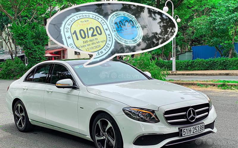 Quá hạn đăng kiểm ô tô, tài xế có thể bị tước bằng lái lên đến 3 tháng