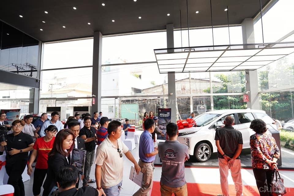 Chuỗi sự kiện ra mắt Xpander 2020 trên toàn quốc
