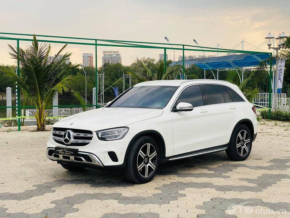 Mercedes Benz Glc 200 4matic 2020 Siêu Lướt 1.700km