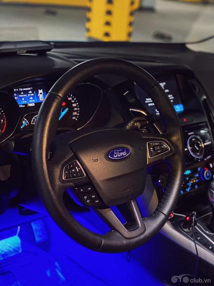 Ford Focus S 2018 Cọp nhất nhì Miền Nam lên sóng