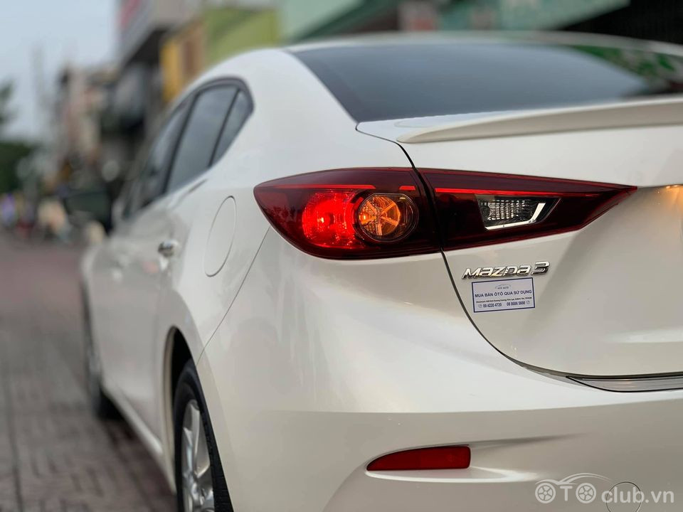 Mazda 3 1.5AT 2019 ghế điện