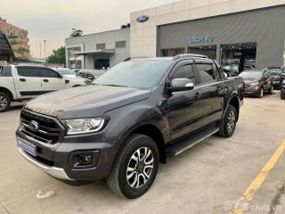 Ford Ranger Wildtrak Biturbo 2019 odo cực thấp