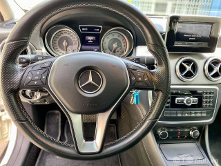 Mercedes GLA200 sx 2014 model 2015