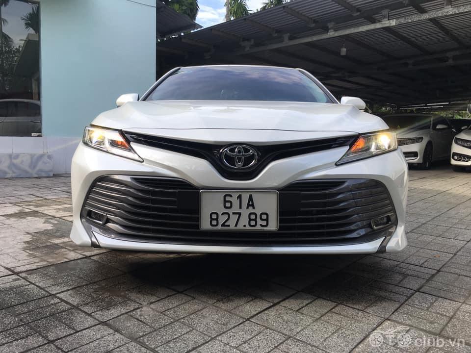Toyota camry 2.0G sx 2020
