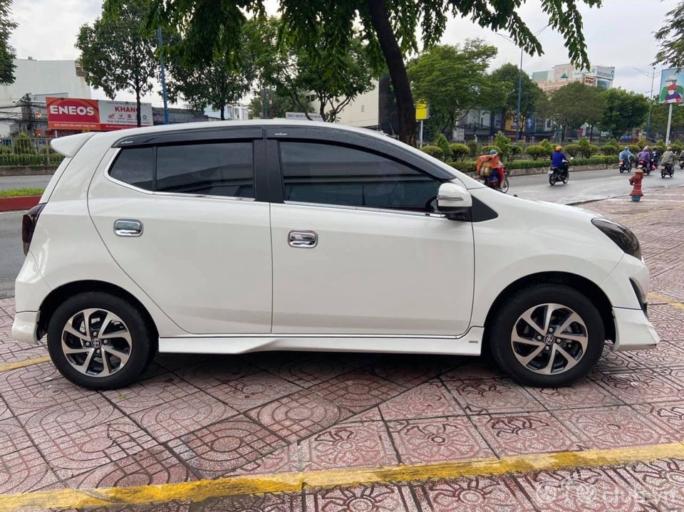Toyota Wigo NK Indo 1.2AT