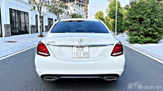 Mercedes C250 Exclusive sx 2016 model 2017