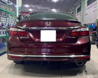 Honda Accord sản xuất cuối 2016