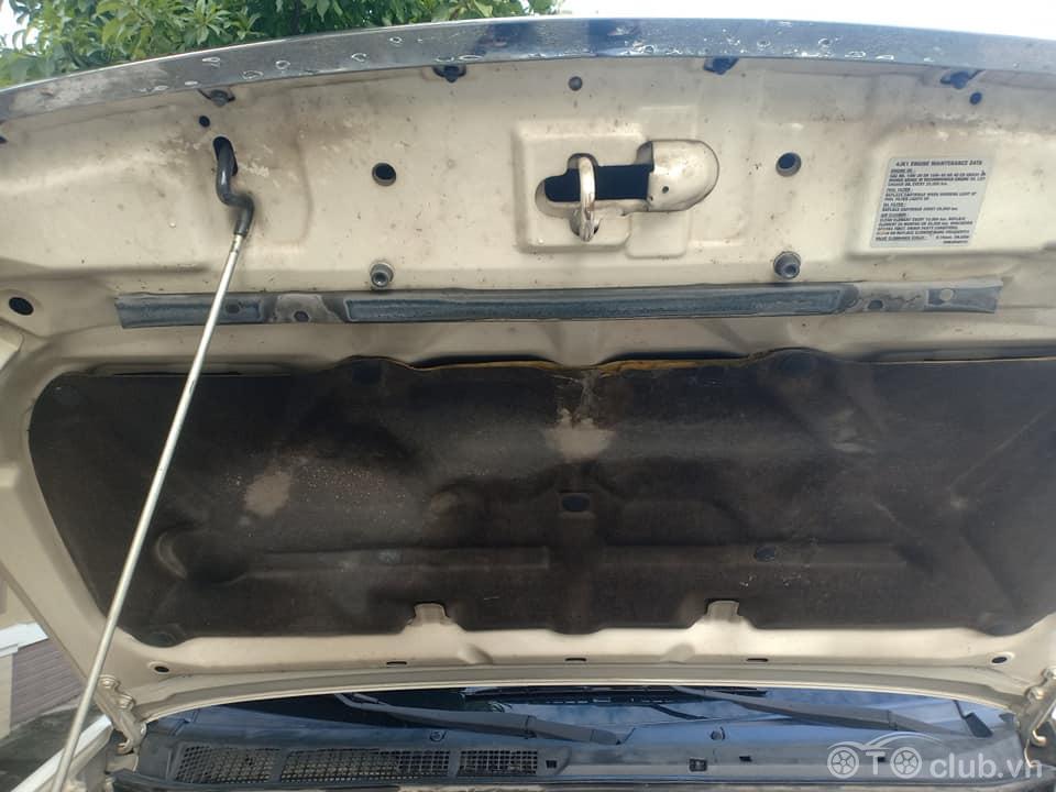 Bán Isuzu Mu X 2.5 số sàn máy dầu xe nhà ít đi chất