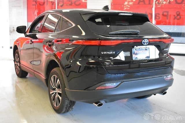 Toyota Venza XLE Awd 2021