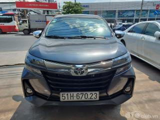 Toyota Avanza 1.5AT sx 2019, biển TP