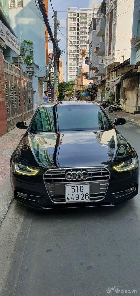 Audi A4 2.0 TFSI Sx 2015