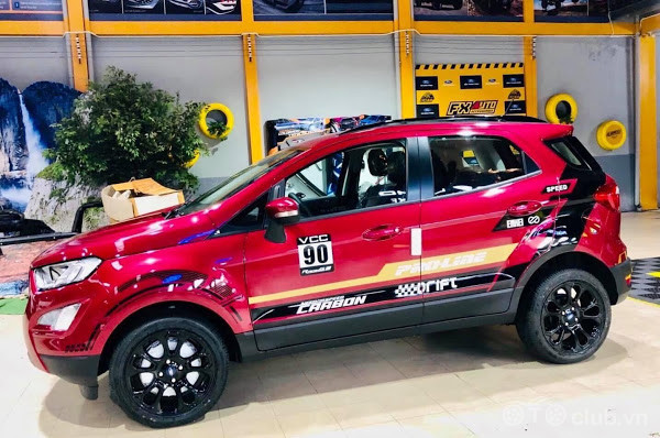 Ford Ecosport New 2021