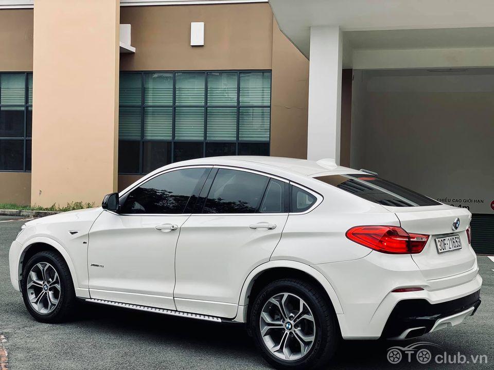 BMW X4 XDrive 28i model 2015