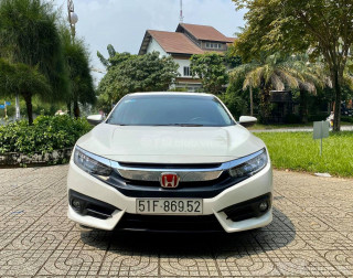 Honda Civic 1.5 turbo - 2017