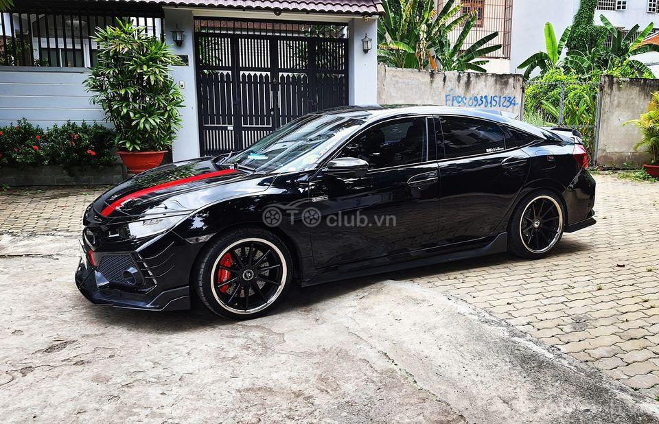 Civic RS 5/2019 odo 16k full đồ