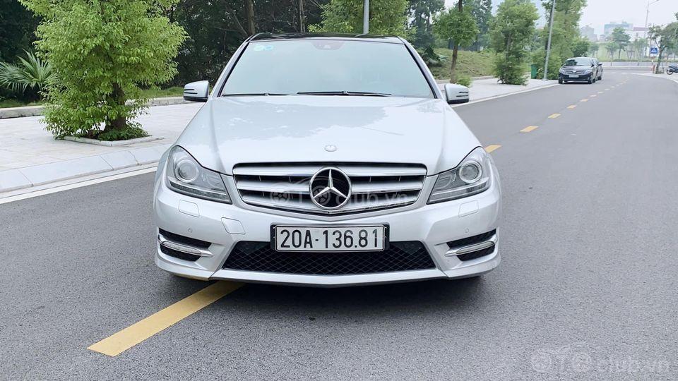 Mercedes C300 AMG 2013