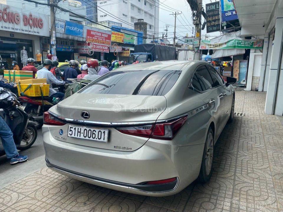 Lexus Es250 sx 2018