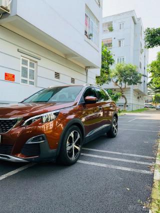 Bán Peugeot 3008 full cuối 2018 bstp một chủ