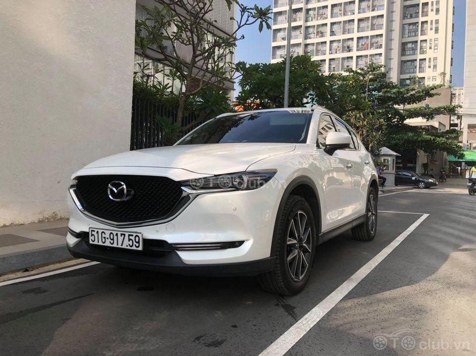 Bán CX5 2018 2.5FWD Full Option