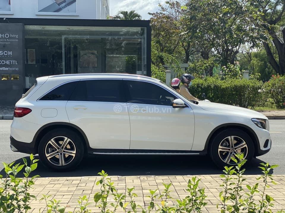 Mercedes GLC200 Sản Xuất 2019