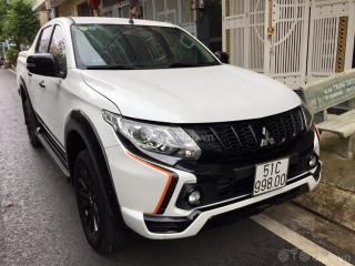 Mitsubishi Triton bản đặc biệt ATHLETE đk 2018