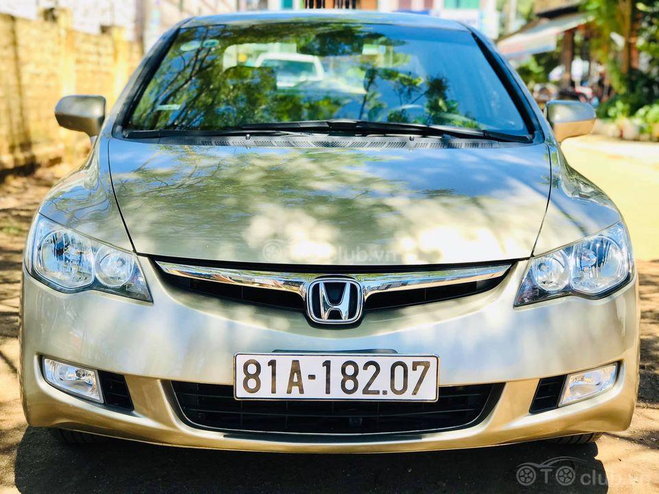 Honda CiVic 2009 số tự động