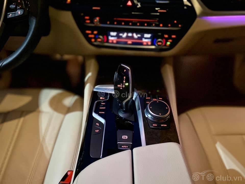 Bmw 530i model 2020 màu nâu jatoba