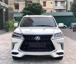 Lexus LX570 Mode 2017 Super Sport